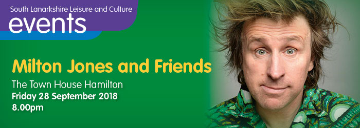 Milton Jones and Friends