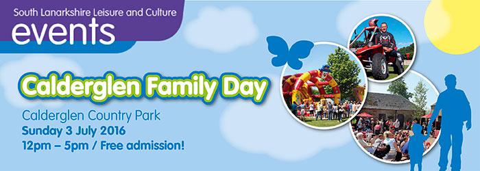 Calderglen Family Day