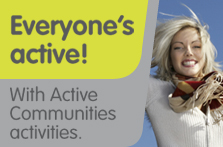 Active Communities, South Lanarkshire Leisure and Culture, South Lanarkshire