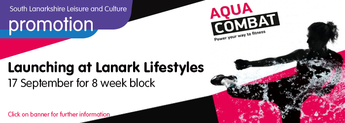 Lanark Lifestyles launches Aqua Combat