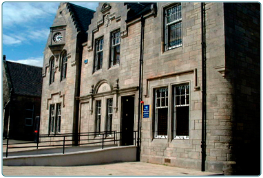 Burnbank Library