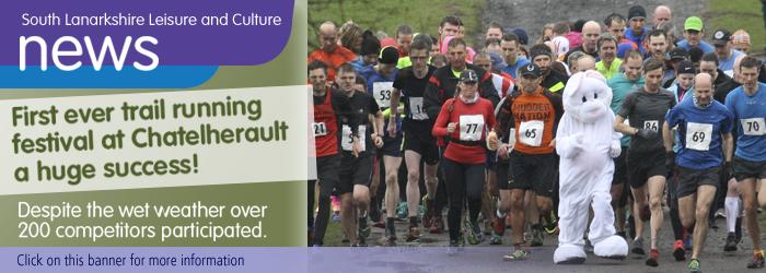 Chatelherault Trail Running Festival