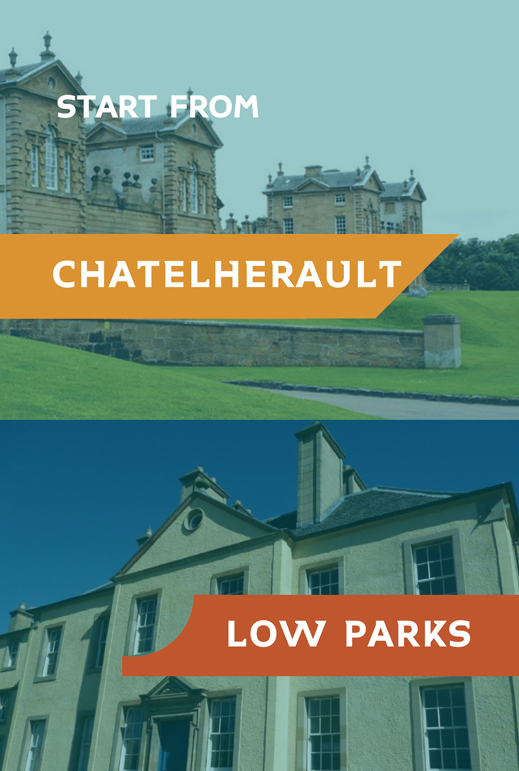 Chatelherault to Low Parks Heritage Trail App