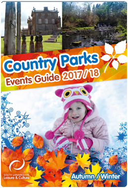 Download the Country Parks events brochure.