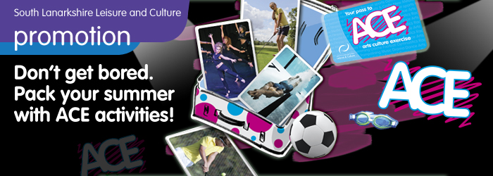 ACE summer activities