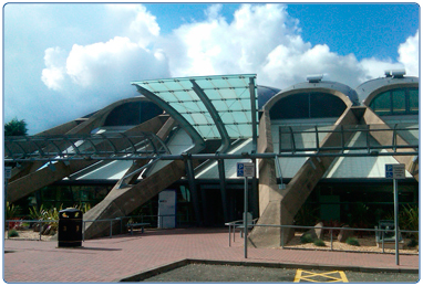 Dollan Aqua Centre South Lanarkshire Leisure And Culture