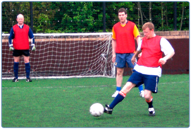 Football - Synthetic pitches