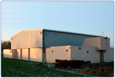 Hareleeshill Sports Barn