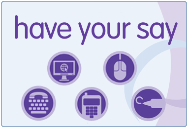 Have your say, feedback your comments, etc to South Lanarkshire Leisure and Culture.