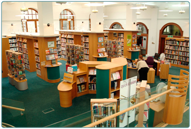 How to join a South Lanarkshire Leisure and Culture Library.