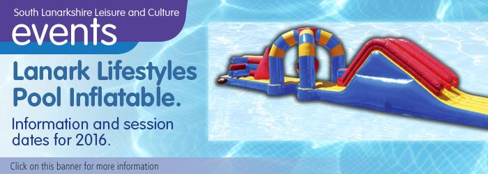Lanark Pool Inflatable