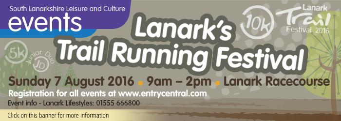Lanark Trail Festival 2016