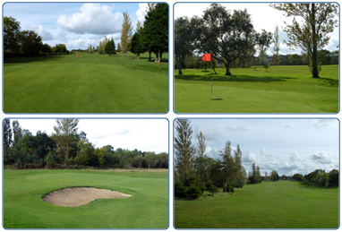 Larkhall Golf Course