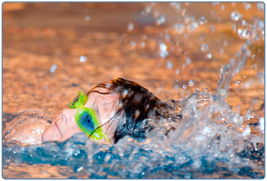 Level 3-intermediate swimming lessons at South Lanarkshire Leisure and Culture