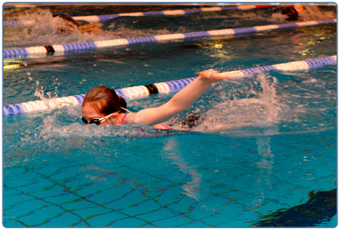 Level 4 - advanced swimming lessons at South Lanarkshire Leisure and Culture