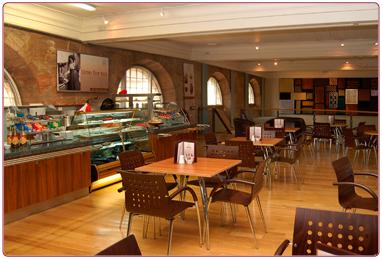 Mezzanine Cafe