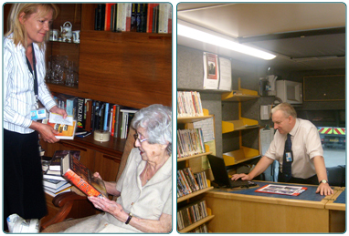 Library Services in the Community