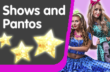 Shows and pantos at South Lanarkshire Leisure and Culture venues