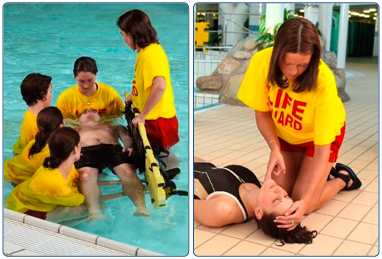 Pool Lifeguard Qualifications via South Lanarkshire Leisure and Culture courses.
