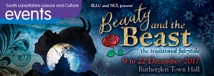 Beauty and the Beast, Rutherglen Town Hall, Rutherglen, South Lanarkshire,