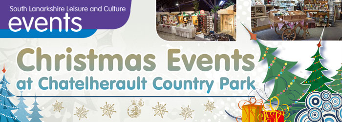 Christmas events at Chatelherault