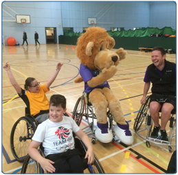 Sllc disability sports loca