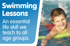Swimming lessons, South Lanarkshire Leisure and Culture