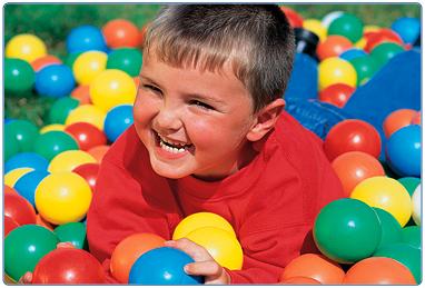 Pre-School Soft Play Area