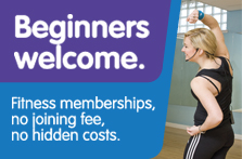 Fitness memberships, South Lanarkshire Leisure and Culture