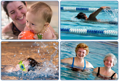 Link to information on the Swimming courses offered by South Lanarkshire Leisure and Culture
