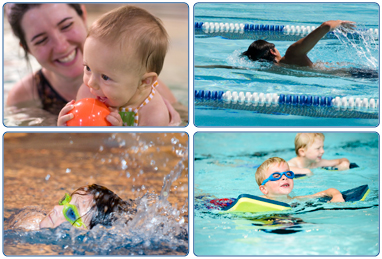 Award winning Swimming Development programme from South Lanakshire Leisure and Culture
