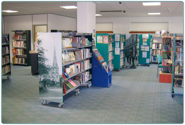 Uddingston Library