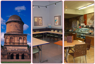 Link to Museum venue hire