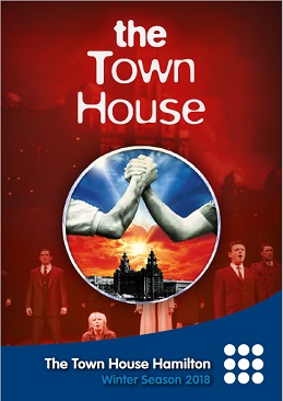 The Town House Hamilton forthcoming events Autumn-Winter 2018
