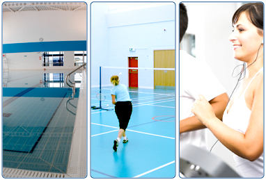 Link to Leisure centres