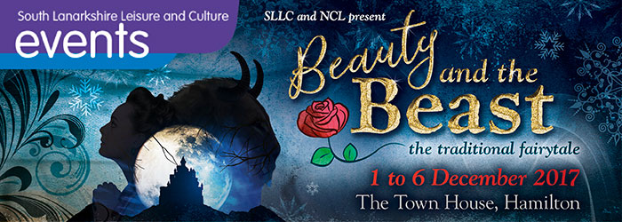 Beauty and the Beast, The Town House, Hamilton, South Lanarkshire