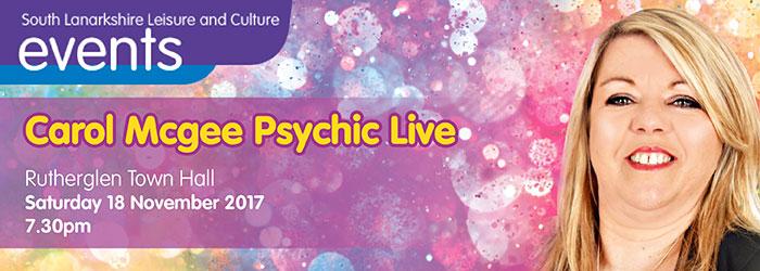 Carol McGee Psychic Live