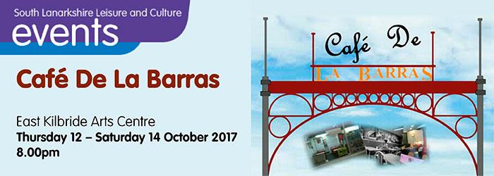 Cafe De La Barras