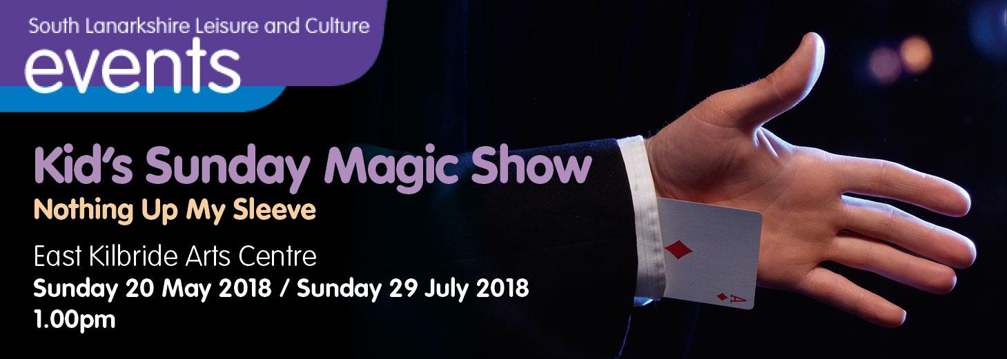 Kid's Sunday Magic Show