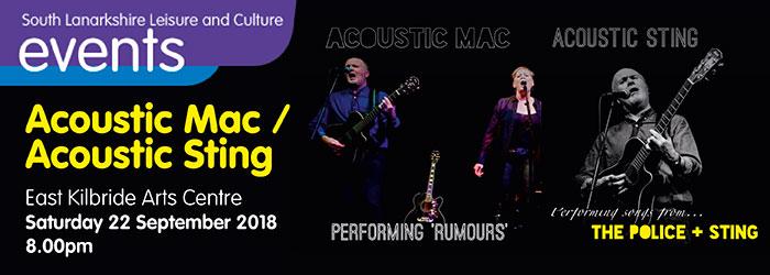 Acoustic Mac / Acoustic Sting