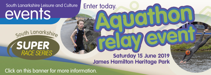 Aquathon, 15 June 2019, James Hamilton Heritage Park