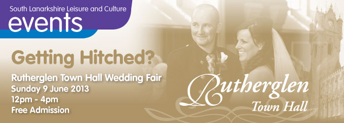 Rutherglen Wedding fayre
