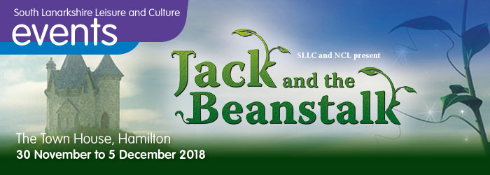Jack and the Beanstalk, The Town House, Hamilton