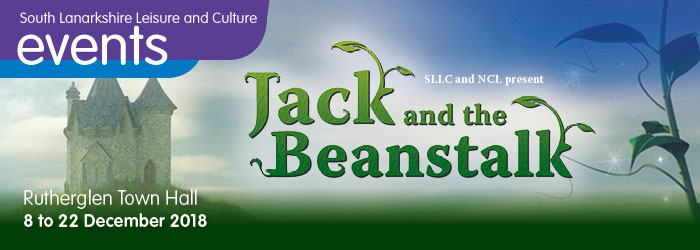 Jack and the Beanstalk, Rutherglen Town Hall