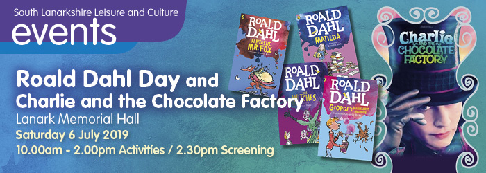 Eat Along Film Screening: Charlie and the Chocolate Factory