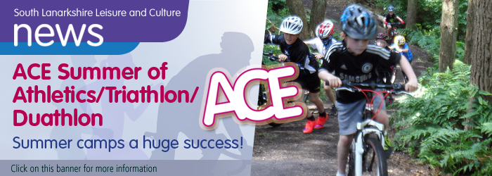 ACE summer of athletics / triathlon / duathlon