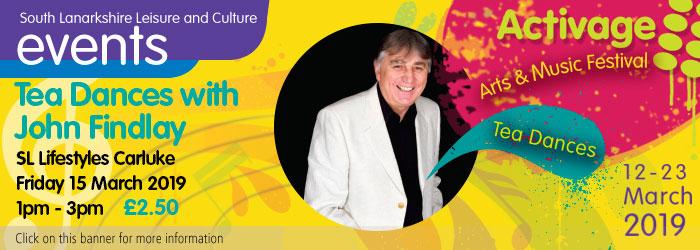 Activage Arts & Music Festival Tea Dance