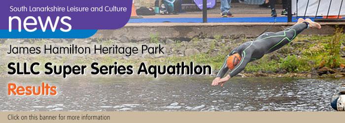 SLLC Super Series Aquathon Relay