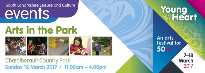Arts in the Park, Chatelherault Country Park, Hamilton, South Lanarkshire