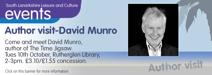Author Visit - David Munro